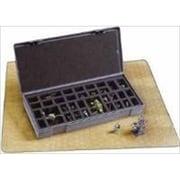 Chessex Manufacturing 2852 Figurestorage Box, Large 40 Count( ACDD1768)