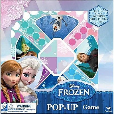Disney Frozen Pop- Up Game( KMSH2395) 2522528