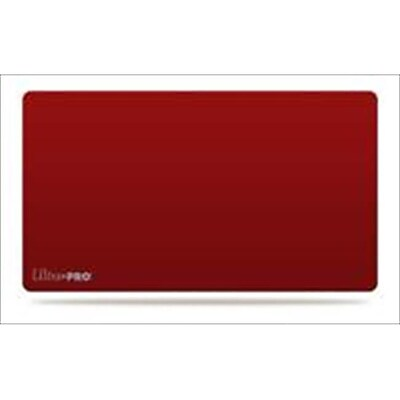 Ultra Pro 84084 Solid Red Play Mat(