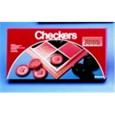Pressman Classic Checkers Game( SSPC66815)