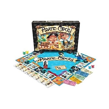 Late for the Sky Pirate-Opoly Board Game( LTSY125)