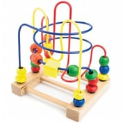 Brybelly Developmental Wooden Bead Maze Game( RTL59228)