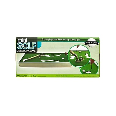 Bulk Buys Mini Golf Desktop Game( KOLIM49845)