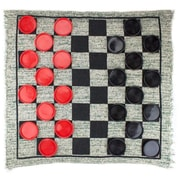Brybelly Holdings 3 in 1 Jumbo Checker Rug Game( BRYBL3084)