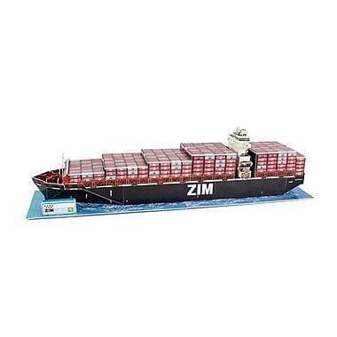 3D Puzzles Zim Container Ship 3D Puzzle 70 Pieces( DARON9310)