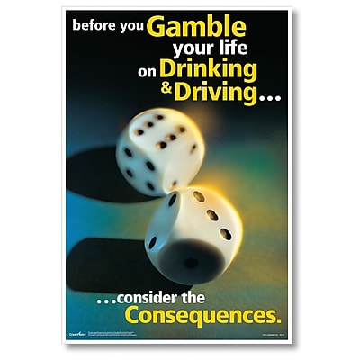 ComplyRight Drinking & Driving Poster (W0210)