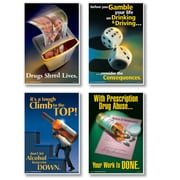 ComplyRight Substance Abuse Poster Bundle (W0216)