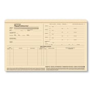 ComplyRight Confidential Personnel Envelo-File, Legal Size, Pack of 25 (A0731)