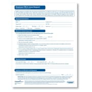 ComplyRight Employee FMLA Leave Request Form, Pack of 50 (A1432)