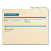 ComplyRight Employee Hiring & Employment History Organizer, Pack of 25 (A3310)