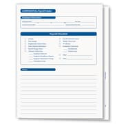 ComplyRight Confidential Employee Payroll Folder, Pack of 25 (A2317)