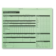 ComplyRight Personnel Pocket File Green, Pack of 25 (A0778)
