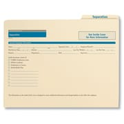 ComplyRight Separation Records Organizer, Pack of 25 (A0313)