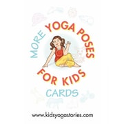 More Yoga Poses for Kids Cards (Deck Two)