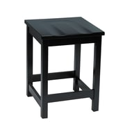 "KFI Eastwood Collection 24"" Counter Height Stool Black CT4200-BK"