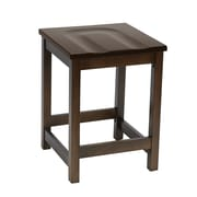 """KFI Eastwood Collection 24"""" Counter Height Stool Walnut CT4200-WL"""