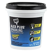 Dap Alex Plus Spackling 1 Pint, White (7079818745)
