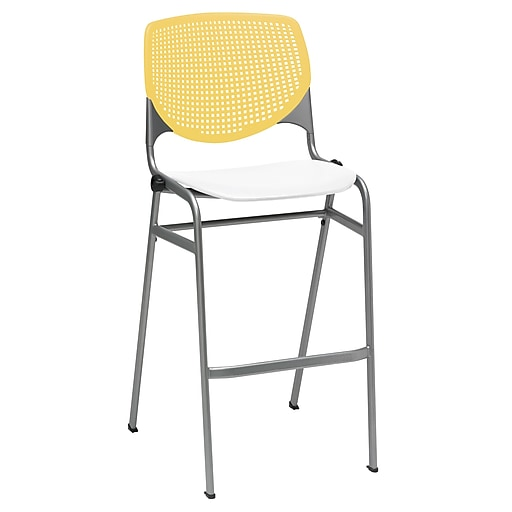 "KFI Kool Collection 30"" Seat Yellow & white BR2300-BP12SP08"