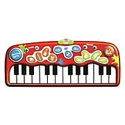 Do-Re-ME Giant 6 Foot Floor Piano Mat, 24 Keys, 8 Sounds (DRM24)