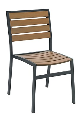 KFI 5600-MA Eveleen Collection Outdoor Seating Mocha