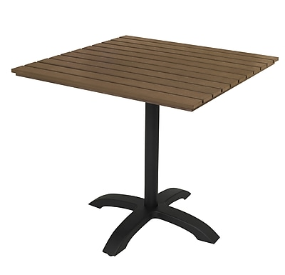 KFI TSY32S1900MA Eveleen Collection Outdoor Table Mocha