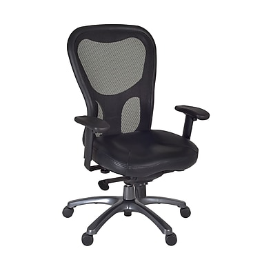 Regency Citi Swivel Chair, Black (5100BK)
