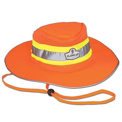 GLoWEAR 8935 Hi-Vis Ranger Hat, Orange, 2XL/3XL (23262)