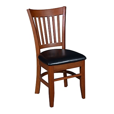 Regency Zoe Wood Cafe Chair (8057CHBK)