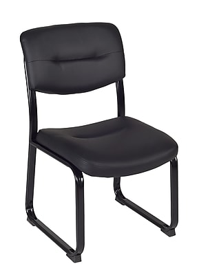 Regency Crusoe Side Chair- Black (1007BK)