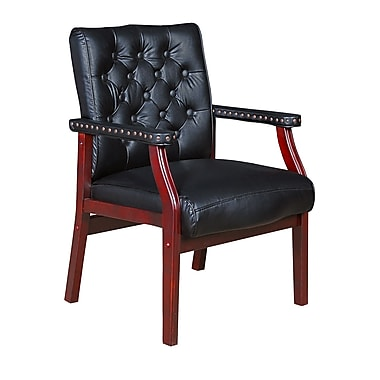 Regency Ivy League Side Chair- Black (9075BK)