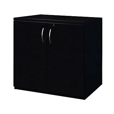 Regency – Armoire de rangement Fusion de 28 x 30 po, noir (MSC2830ABK)