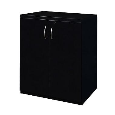 Regency Fusion Storage Cabinet, Black
