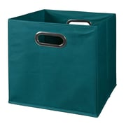 Niche Cubo Foldable Fabric Storage Bin- Teal (HTOTETL)