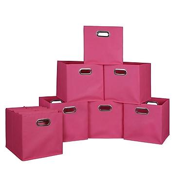 Niche Cubo Foldable Fabric Storage Bins 12