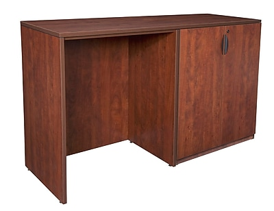 Regency Legacy Stand Up Side to Side Storage Cabinet/ Desk- Cherry (LSSCSD7223CH)