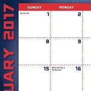 Turner Licensing 2017 Desk Calendars, Assorted MLB Teams