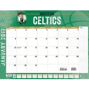 Turner Licensing 2017 Desk Calendars, Assorted NBA Teams