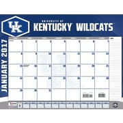 Turner Licensing Kentucky Wildcats 2017 22X17 Desk Calendar (17998061481)