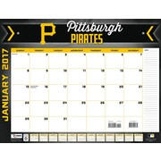 Turner Licensing Pittsburgh Pirates 2017 22X17 Desk Calendar (17998061515)