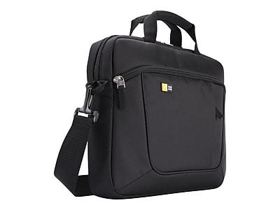 Case Logic Laptop Notebook, Black Polyester (AUA-314-BLACK)