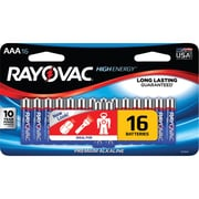 AAA Alkaline Batteries (16 pk)