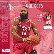 Turner Licensing Houston Rockets 2017 12X12 Team Wall Calendar (17998011879)