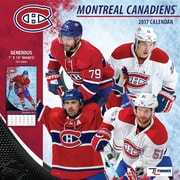 Turner Licensing Montreal Canadiens 2017 Mini Wall Calendar (17998040586)