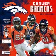 Turner Licensing Denver Broncos 2017 Mini Wall Calendar (17998040561)