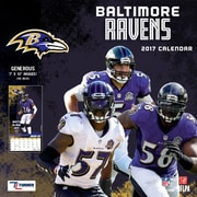 Turner Licensing Baltimore Ravens 2017 Mini Wall Calendar (17998040554)