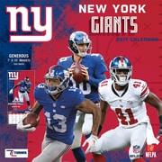Turner Licensing New York Giants 2017 Mini Wall Calendar (17998040571)
