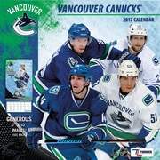 Turner Licensing Vancouver Canucks 2017 Mini Wall Calendar (17998040590)