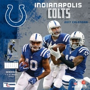 Turner Licensing Indianapolis Colts 2017 Mini Wall Calendar (17998040565)