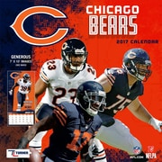 Turner Licensing Chicago Bears 2017 Mini Wall Calendar (17998040557)