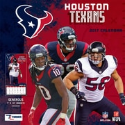 Turner Licensing Houston Texans 2017 Mini Wall Calendar (17998040564)